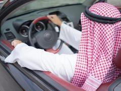 Arab-man-driving-car