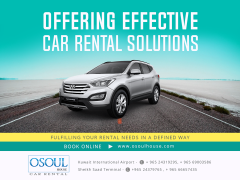 Osoul House Car Rental Kuwait