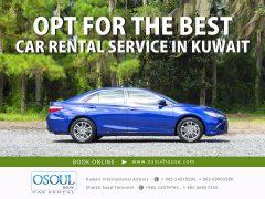 Osoul House Car Rental Kuwait.