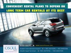 Long-term-car-rental-Kuwait