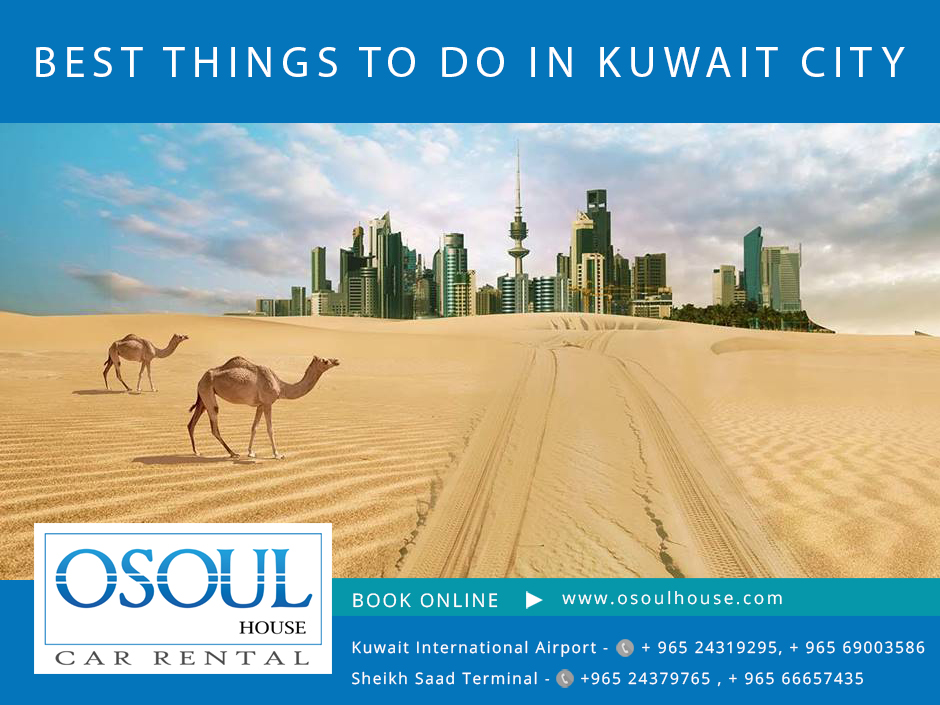 Best Things to Do in Kuwait City