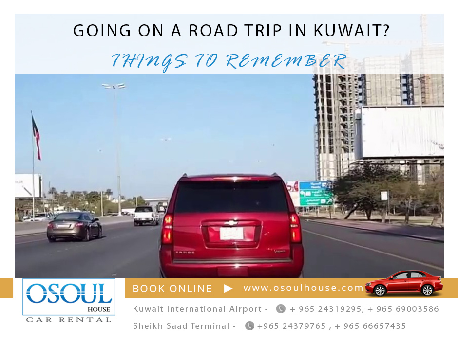 Things to remeber while Travelling in Kuwait