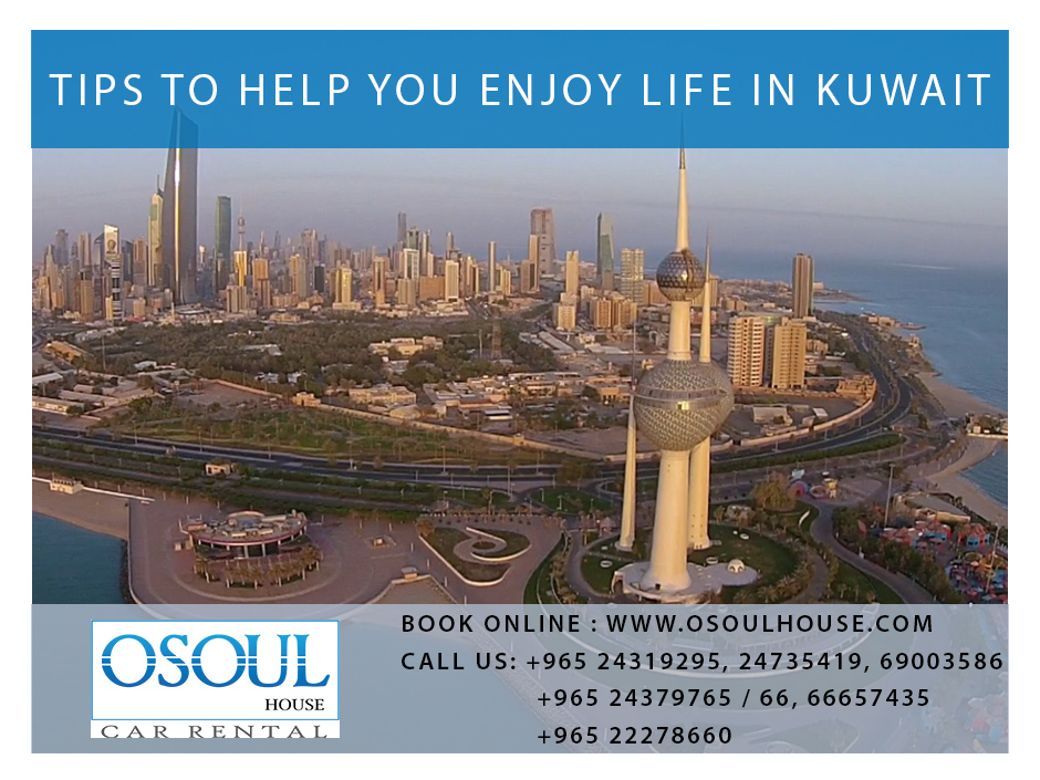 Tips for Setting in Kuwait
