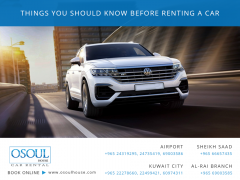 Rent A Car Kuwait