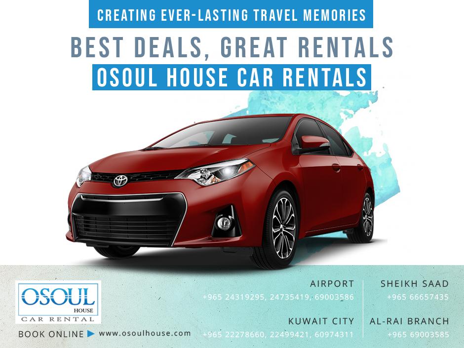 Rent A Car Kuwait