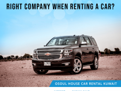 Have you chosen the right company when renting a car