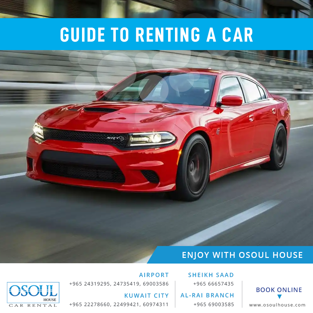 Guide to renting a car