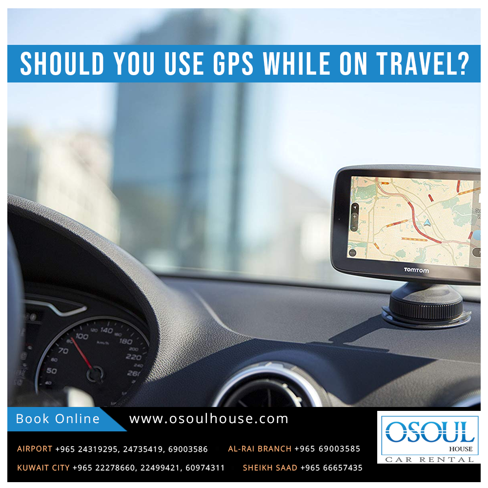 Should you use GPS while on travel