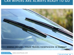 Taking care of windshield wipers of your car